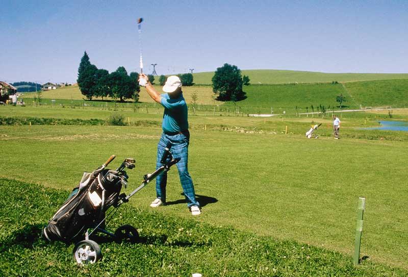 Golf in bad oberstaufen steibis for Oberstaufen golf